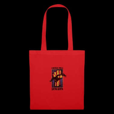 Catalonia Saying Independence Politics Gift - Tote Bag