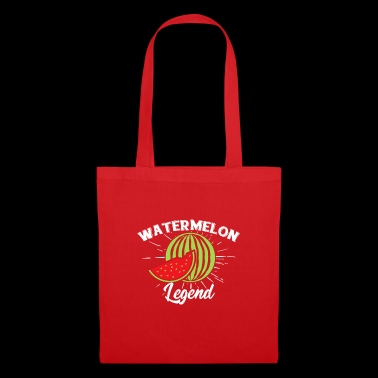 Watermelon Legend Shirt - Tote Bag