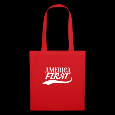 ★ America First ★ Donald Trump's Republican USA MAGA - Tote Bag