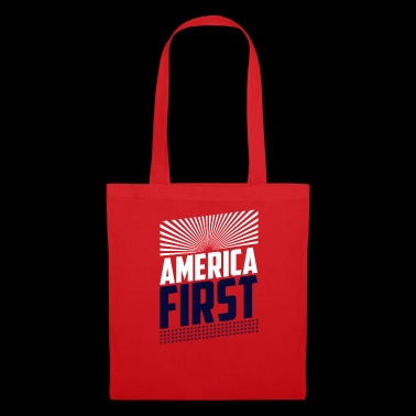 ★ America First ★ Donald Trump Republican⎟MAGA - Bolsa de tela