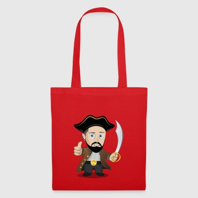 KaeptnTV picture - Tote Bag