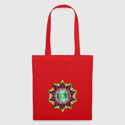 Venusian Snowflake - Tote Bag