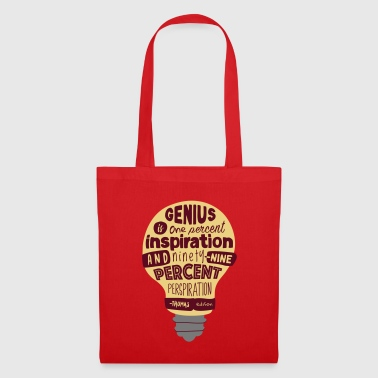 Reply with quote Thomas Edison - Tote Bag