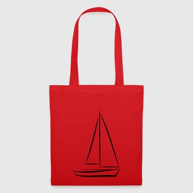 Sailing Boat - Tote Bag