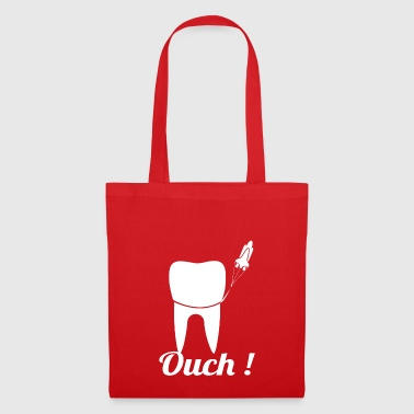 ouch wite - Tote Bag