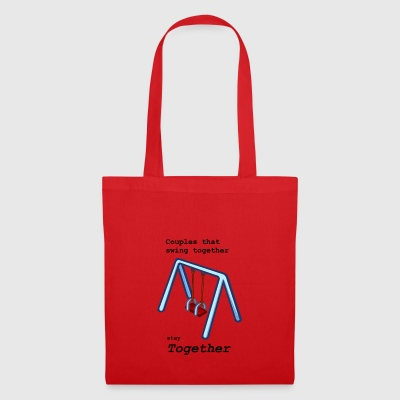 couples that swing - Tote Bag