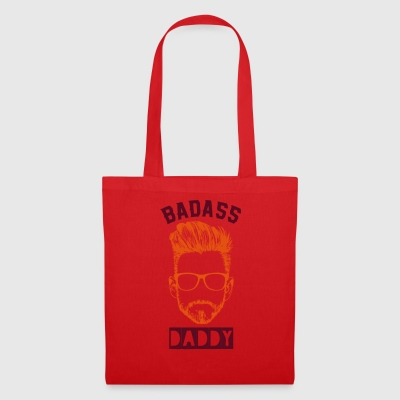 BADASS DADDY! - Tote Bag