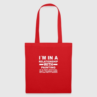 Relationship with PAINTING - Tote Bag