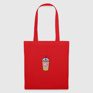 Pinker_Becher - Tote Bag