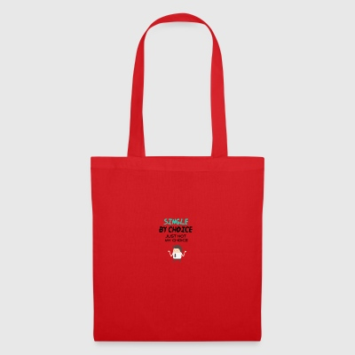 Single by choice - Tote Bag