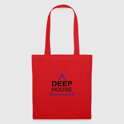 Deep House Design 001 - Stoffbeutel