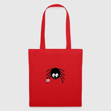 Halloween Spider Boo! - Tote Bag