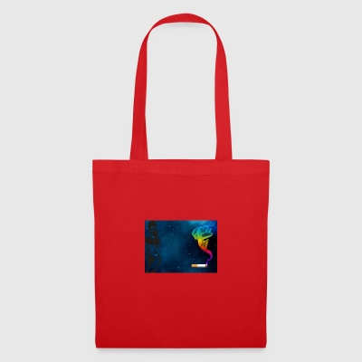 fille galaxy - Tote Bag