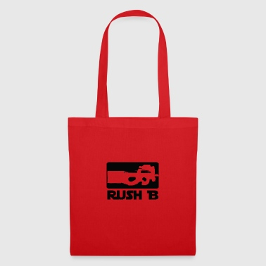 CS GO shirt. Rush B - Tote Bag