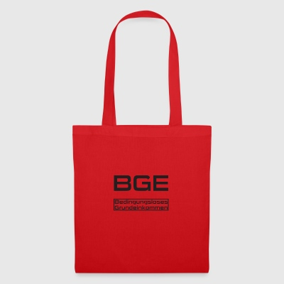 BGE Unconditional Basic Income - Tote Bag