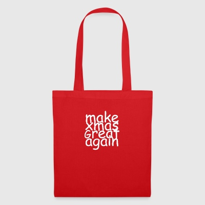 MakeXmasGreatAgain - Tote Bag