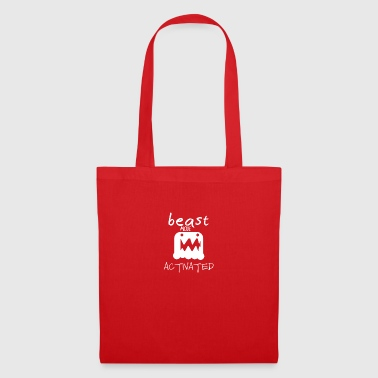 Monster mode activated - beast mode activated - Tote Bag