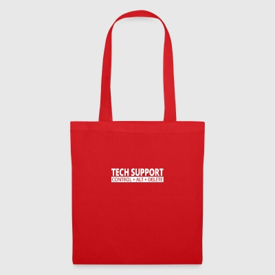 tech support - Tote Bag