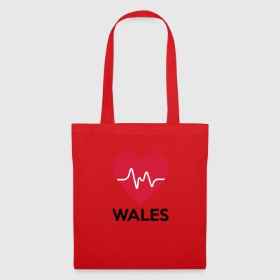 heart Wales - Tote Bag