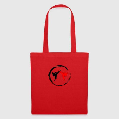 Kickboxer Fight MMA Shadow Muy Thai - Tote Bag