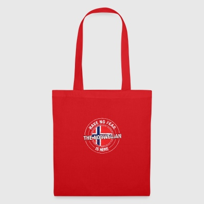 Have No Fear The Norwegian Is Here Shirt - Tote Bag