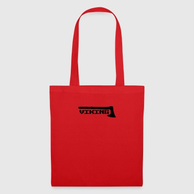 hache viking - Tote Bag