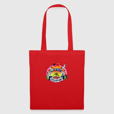 I LOVE summer festival madness - Tote Bag
