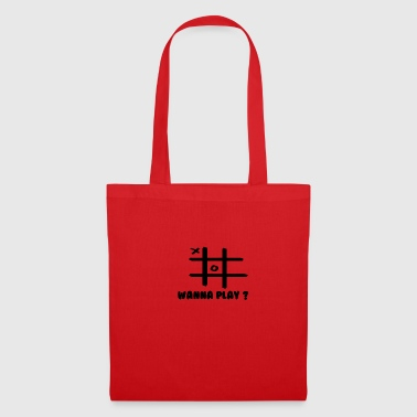 Wanna play - Tote Bag