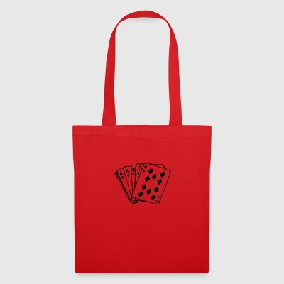 royal flush - Tote Bag