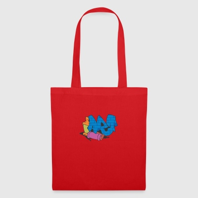 l'art du graffiti - Tote Bag