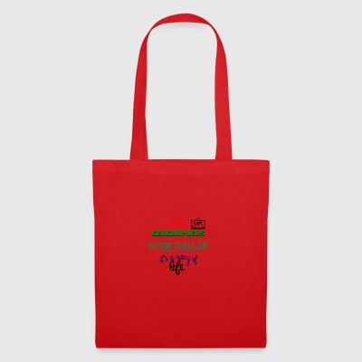 Being a geographer is more than a job - Tote Bag