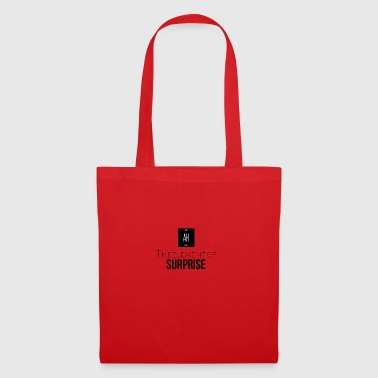 L'élément de surprise - Tote Bag