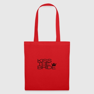 kiss the bride - Tote Bag