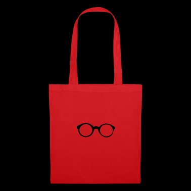 lunettes - Tote Bag