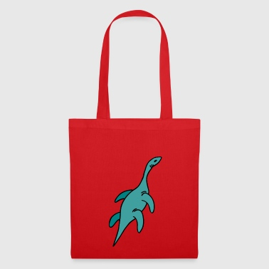 Monster Loch Ness - Tote Bag