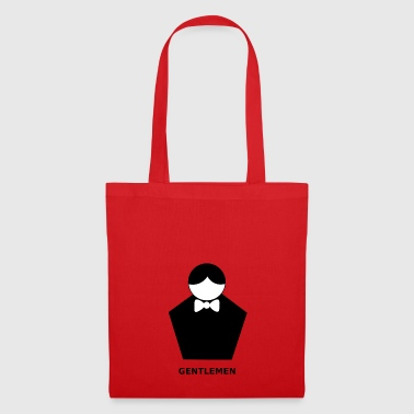 gentlemen - Tote Bag