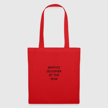 Graphic Desinger of the year - Tote Bag