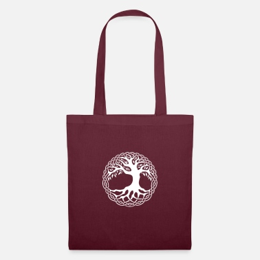 Symbol Celtic symbol - Celtic tree of life - Tote Bag