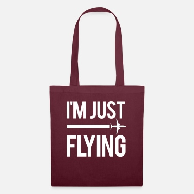 Ease I Am Just Flying No. 10 - Tote Bag