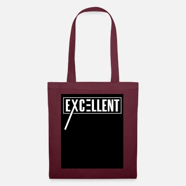 Colleague Excellent. No. 10 - Tote Bag