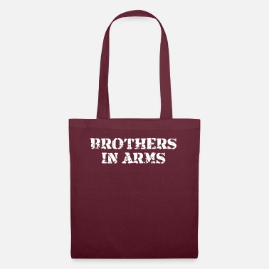Ma Anche No Brothers In Arms No. 7 - Borsa di stoffa
