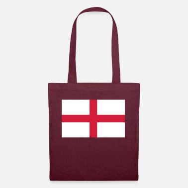 England Flag face Mask English Flag Face Mask - Tote Bag