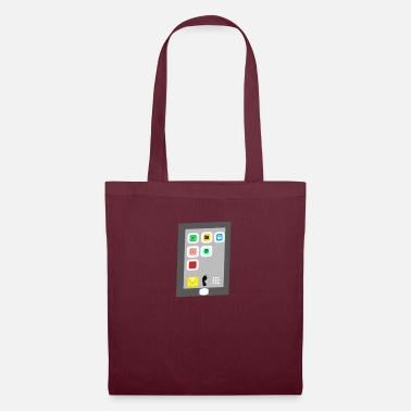 Mobile Phone Cool mobile phone - Tote Bag