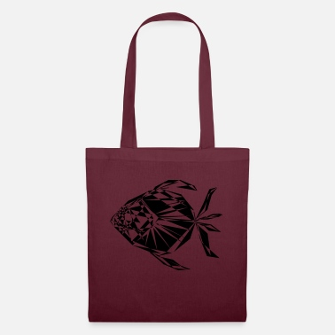 South Seas Abstract south sea fish - Tote Bag