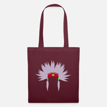 Headdress Indians headdress - Tote Bag