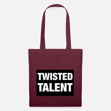 twisted Talent - Stoffbeutel