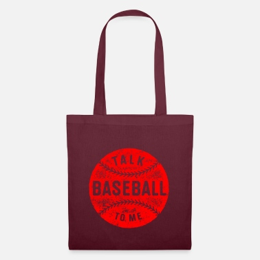 Baseball Baseball saying - Tote Bag
