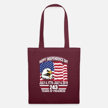 American Pride Pride of the Americans - Tote Bag