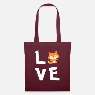 Son Fox smart smart clever gift - Tote Bag