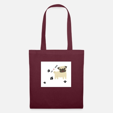 YO amo a mi dog - Tote Bag